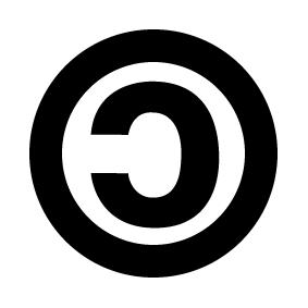 Logo Copyleft chez artlibre.org